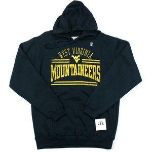 West Virginia Mountaineers Hoodie - Blue - L
